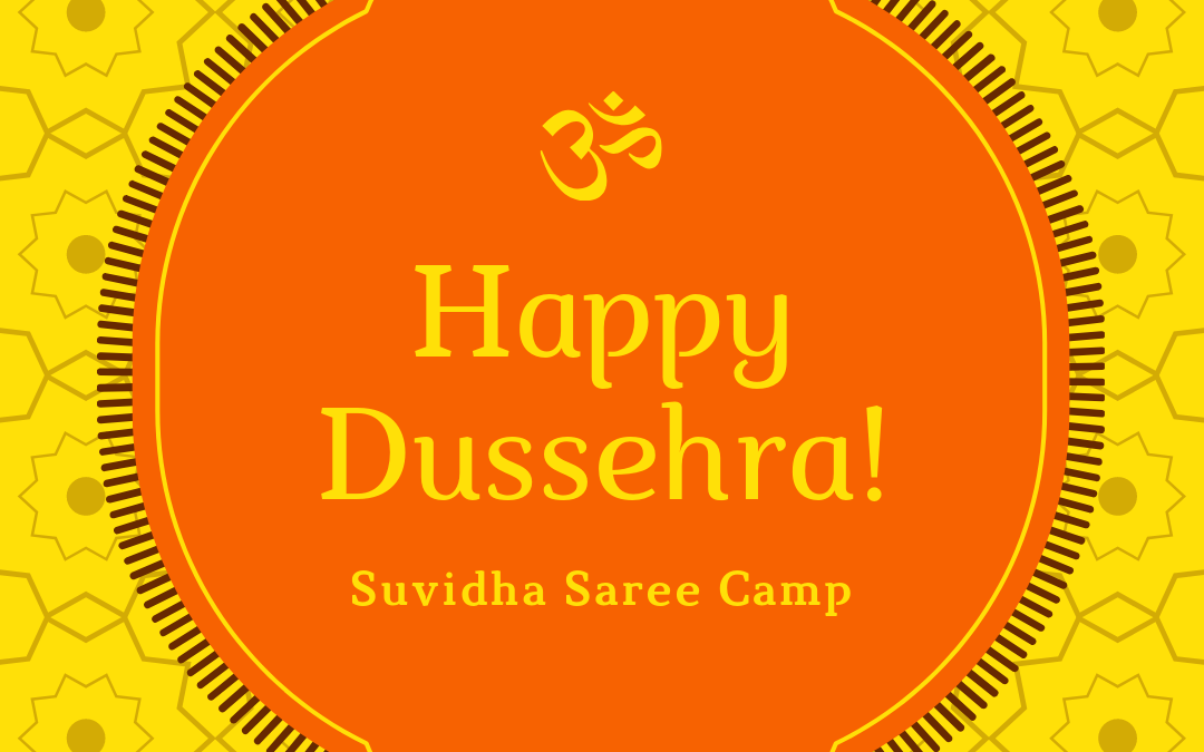 We Wish You a Happy Dussehra