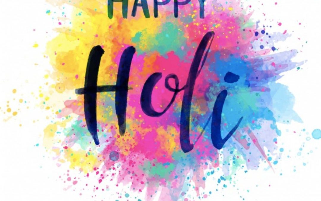Team Suvidha Saree Camp Wishes You a Very Happy Holi 2020